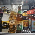 Just a small sample of our many Domestic and Craft Beers