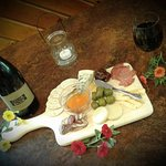 Our newest offering -- Wine Platters