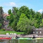 Glensheen kayak tour