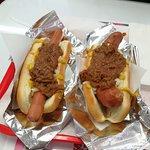 Billede af Pink's Hot Dogs