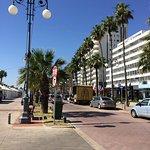 promenade near the hotel