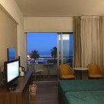 room with a sea view