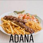 Assiette Adana