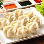 Boiled dumplings (Pork / Veg)