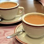 Hong Kong traditional Milk Tea