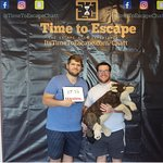 These guys crushed Locke Room Lockdown with only two people!! Can you beat their time?