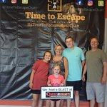 Never too young to try your hand at escaping! They all did great!