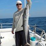 King Mackerel - Really good for making some smoked dip