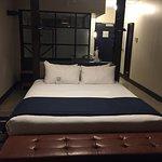 Beautifully designed hotel