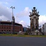 Plaça d'Espanya Φωτογραφία