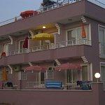 Balkonlu odalar