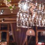 Интерьер ресторана Дача