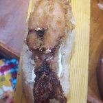 tapa calamaro fritto