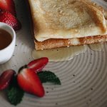Blin - Honey & Butter