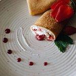 Blin - Jam Cream Cheese