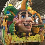 Blaine Kern's Mardi Gras World Fotografie