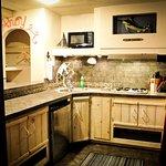 Mini-Suite 6 Kitchenette
