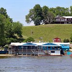 Scenic attraction along the Mississippi River
