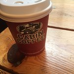Cabin Coffeeの写真