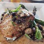 Whitefish dinner - Excellent