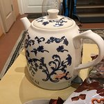 Local public teapot (electric)