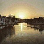 Tavira sunset