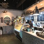 The Southern Grind Coffee House at The Wharf Photo