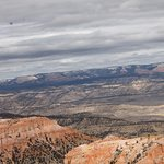 Some relief shape viewed from Bryce Point