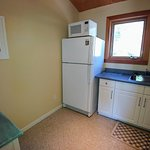Ocean Suite private kitchenette