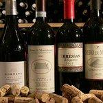 Una selezione di vini