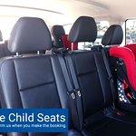 Taxi Thessaloniki - Free Child Seats