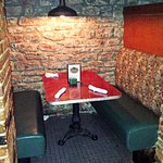 Several smaller more intimate seating areas availble for a more private or romantic get-together