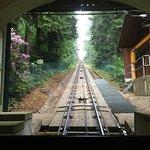 默克登山电车照片