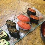 Sushi 🍣 vegetariano