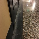 Rooms nice, good Marriott standard, and breakfast is the usual fare.  Hallway cleanliness is not
