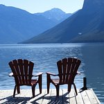 Loved sitting in these chairs on the dock