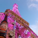 澳门巴黎铁塔照片
