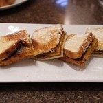 Grilled Cheese con Chocolate