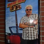 Decor - nice poster of Guy