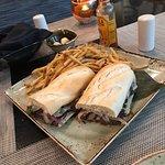 Foto de Blue Matisse Restaurant & Nau Lounge