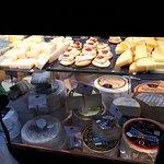 Tapas de quesos