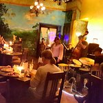 May 2018: Jame Gala piano, Ana Julia vocalist, Christian Torres contrabass, Reinaldo Arce percus