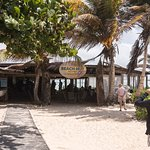 Beach Hut Bar and Grill