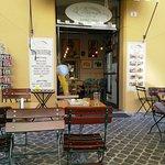 Piazza del Mercato cafe bar