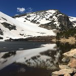 St. Mary's Glacier照片