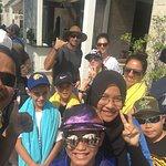 Our day tour to James bond island