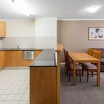 Two Bedroom - Kitchen/Dining