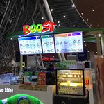 Boost outlet in KLIA