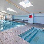 Indoor Spa & Lap Pool