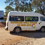 Local Tours,Car door tours, Town Tours and Mine Tours, Fossicking.